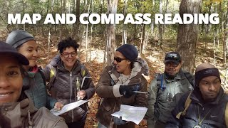 Learning Land Navigation |  SVL Orienteering Outing | EARTHSEED DETROIT