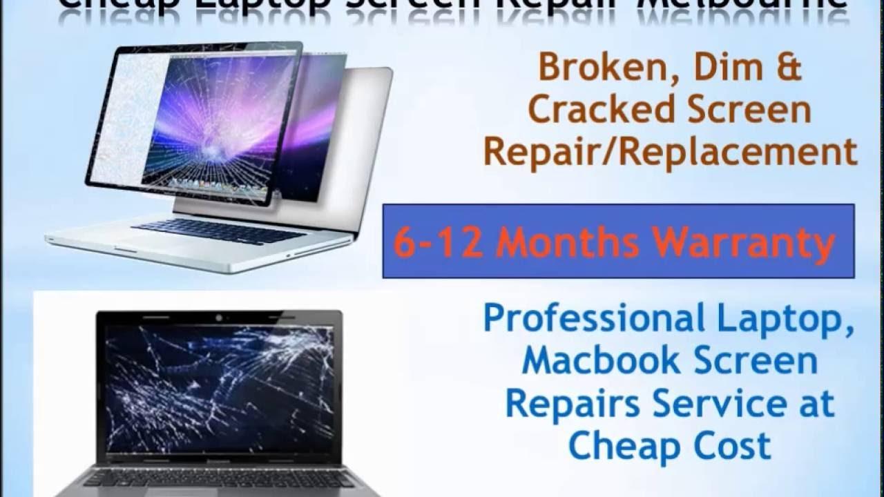 crack computer screen repair