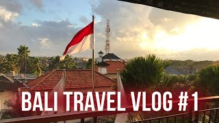 FIRST TIME SOLO TRAVELING | BALI AUG '17 | TRAVEL VLOG