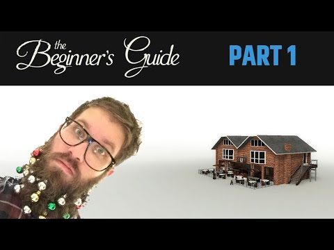 The Beginners Guide - Part 1 - This Game is so Weird