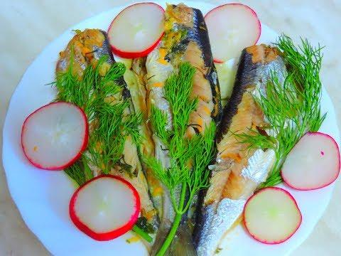 Готовлю в сковороде рыбу РИПУС, очень вкусная и нежная рыбка