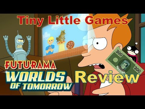 Futurama: Worlds of Tomorrow Android iOS Game Review