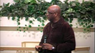 Invitation to Fast (pt. 2) - 2.12.12 - West Jacksonville COGIC - Pastor Dr. Gary L. Hall