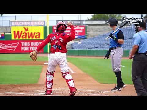Trey Sweeney, Shortstop, Tampa Tarpons, August 28, 2021