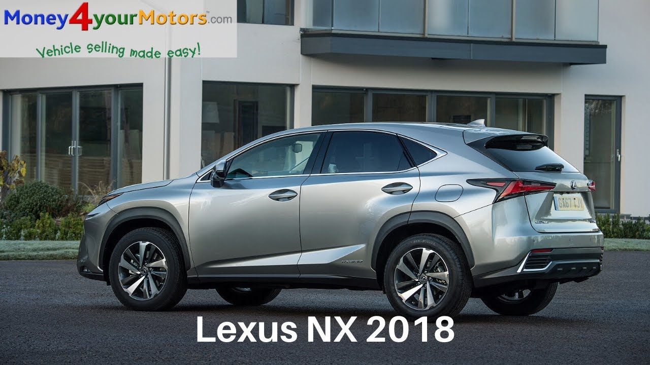 Lexus NX 2018 Road Test and Review