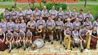 Hoch Heidecksburg Marsch, Musikverein Großwilfersdorf, live