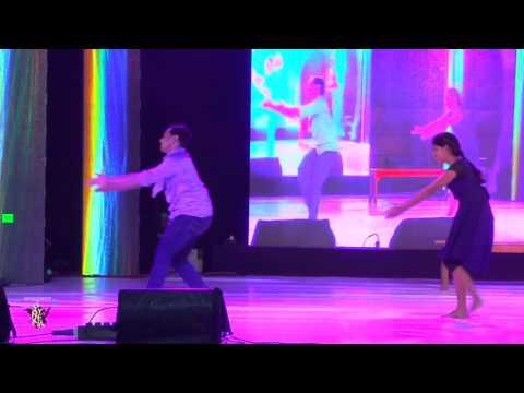#Tu jo mila dance#duet#1st prize intermed 2015