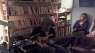 Steve Lawson - Jimmy James (solo bass at a house concert)