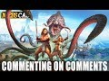 Does This Game Suck? Commenting on Comments