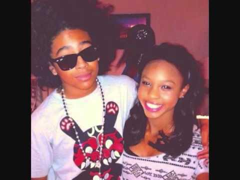 Princeton And Kennedy Franklin!!!!!!! (nicki Minaj)