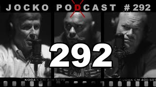 Jocko Podcast 292 w/ Admiral Joe Maguire: The Secret to Life is DON'T QUIT.