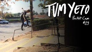 Tum Yeto Pocket Cam #29 featuring Matt Bennett - Dekline True Blue outtakes