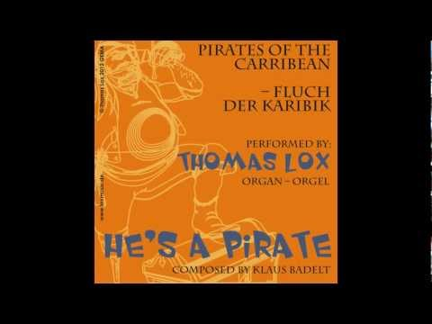He's a Pirate - Romantic Version