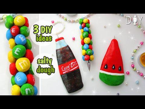 DIY РУЧКИ// КРУТО И БЕЗ ЗАТРАТ// Coca Cola/ M&M's/ Арбуз