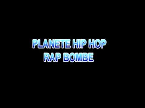 Planete hip hop_rap bombe