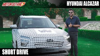 Hyundai Alcazar Short Drive - CAN'T MISS!