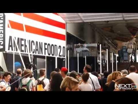 Expo, Michelle Obama contro i fast food ma al padiglione Usa trionfo degli hamburgers