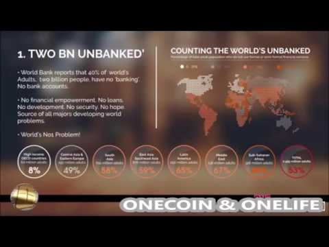 The Onecoin Revolution Best Presentation OneLife 2016 ENGLISH