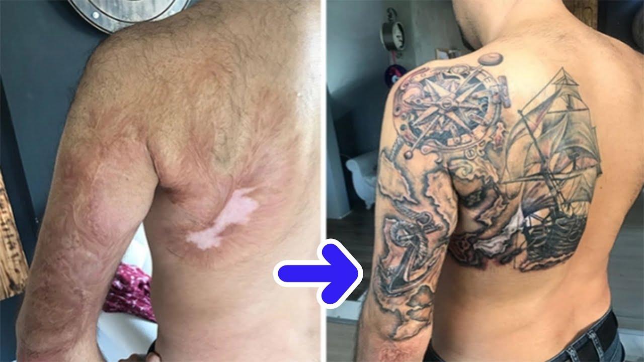 Đỉnh cao của hình xăm là đây | The peak of the tattoo