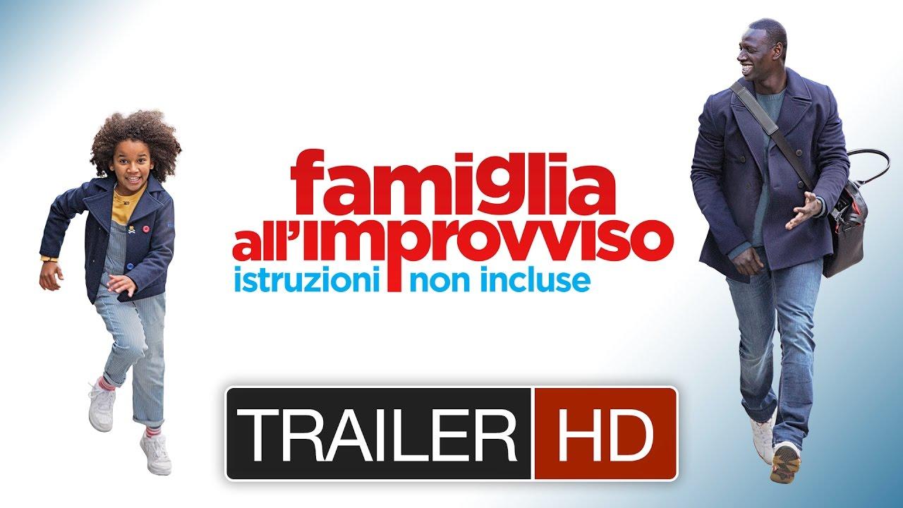 FAMIGLIA ALL'IMPROVVISO - ISTRUZIONI NON INCLUSE - Trailer Italiano Ufficiale I HD