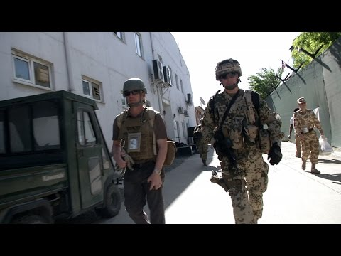 Resolute Support - Train Advise Assist in Kabul