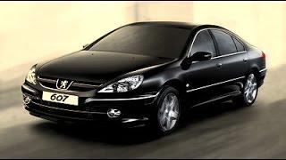 Пежо 607 седан | Технические характеристики Пежо 607 классика | Обзор Peugeot 607