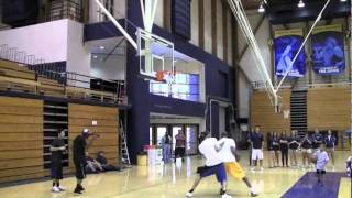 Kobe Bryant Plays One on One against an Unknown Guy (Summer Camp, July 2011)