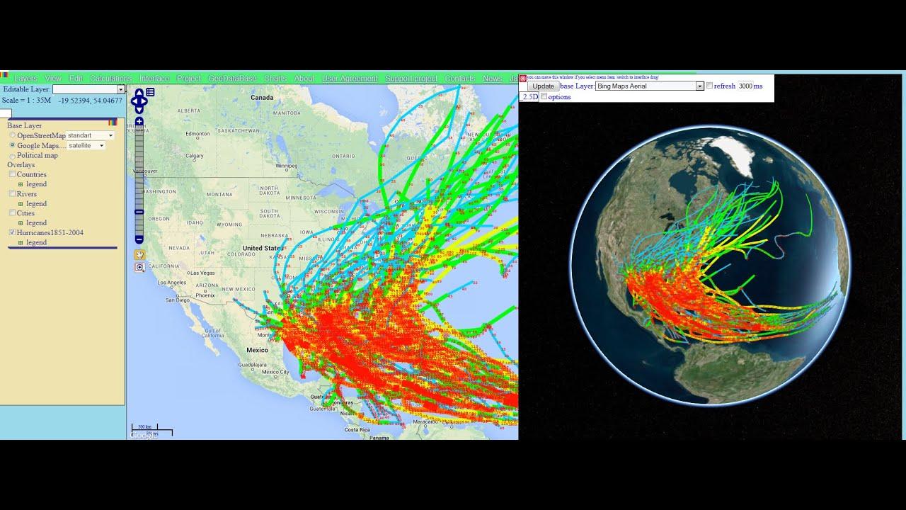 OpenWebGIS: Geographic information system | Indiegogo