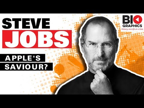 The Incredible Ups and Downs of Steve Jobs