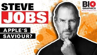 Video The Incredible Ups and Downs of Steve Jobs: Biography download MP3, 3GP, MP4, WEBM, AVI, FLV Juli 2018