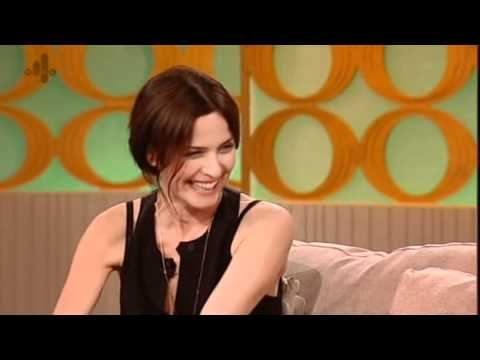 Andrea Corr on TV Book Club - Interview August 7th, 2011 (Full Video)