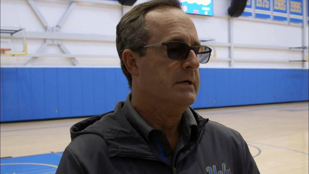 UCLA M. Basketball Media Availability - Murry Bartow - 02.11.19