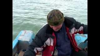 Морская рыбалка: Ловля азовского Бычка. ''О Рыбалке Всерьез'' видео 126.