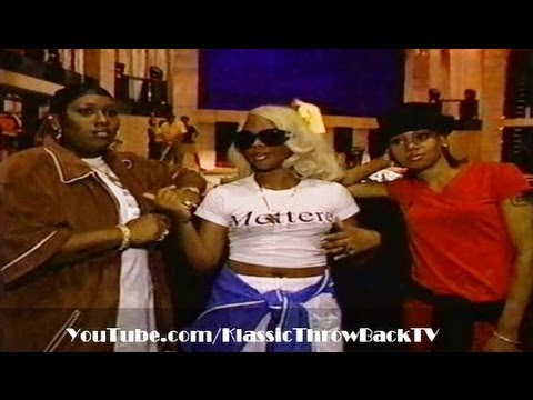 Missy, Lil' Kim, LeftEye, Da Brat Interview (1997)