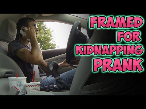 Framed for Kidnapping Prank