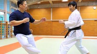 夢の交流!沖縄トマリ手と松濤館流空手!(山城美智×中達也)Shotokan Karate meets Okinawa Tomari-te