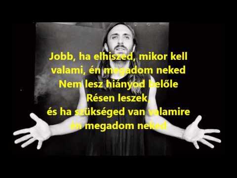 David Guetta - Hey Mama (magyar felirattal)