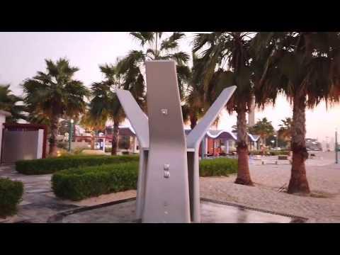 പട്ടം പറത്തുന്ന ദുബായ് കടപ്പുറം /Kite Beach Dubai