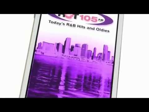 Check Out The New Hot105 App Youtube