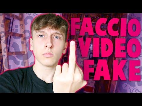 Download Youtube: FACCIO VIDEO FAKE ? - ORA BASTA!