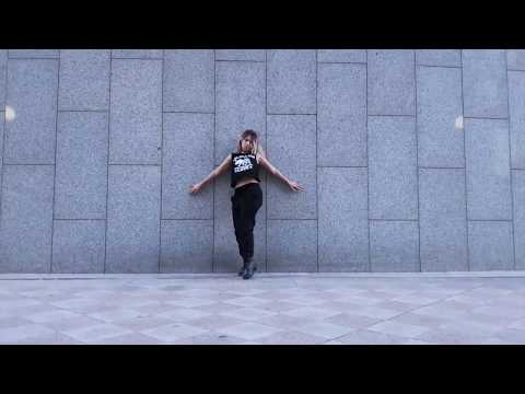 KiHa Official Miha Dance Cover (Besha - Skin (Rihanna cover))