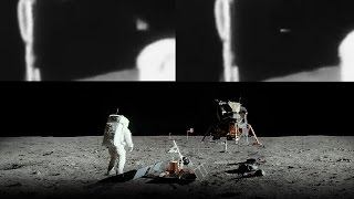 UFOs During Apollo 17 Mission on the Moon in 1972 - FindingUFO