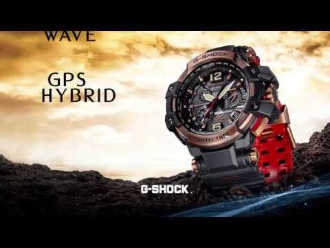 G-SHOCK 지샥 GPW-1000RG-1A 스카이콕핏 GPS 시계 국내발송