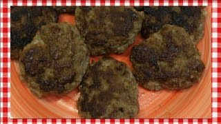 How To Make Breakfast Sausage Patties~Homemade Pork Breakfast Sausage Recipe~Noreen's Kitchen