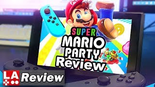 Super Mario Party Review | Nintendo Switch
