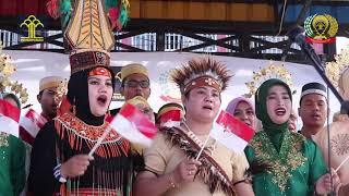 Kemenkumham Sulsel Peringati HUT RI ke-74 di Rutan Makassar
