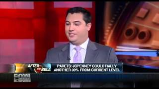 JC Parets on FOX Business 7-2-14 JC Penney