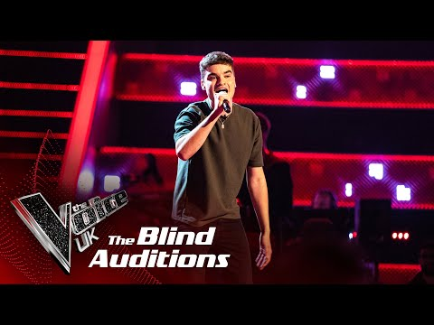 Jordan Phillips' 'Found What I've Been Looking For'   Blind Auditions   The Voice UK 2020