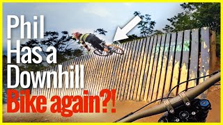 Downhill at Mountain Creek Bike Park - Vernon NJ | Thrills with Phil
