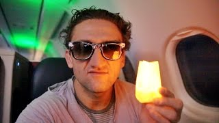 Candle Lit Airplane?!